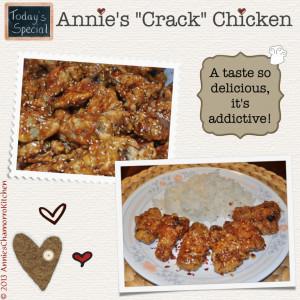 1 - Crack Chicken