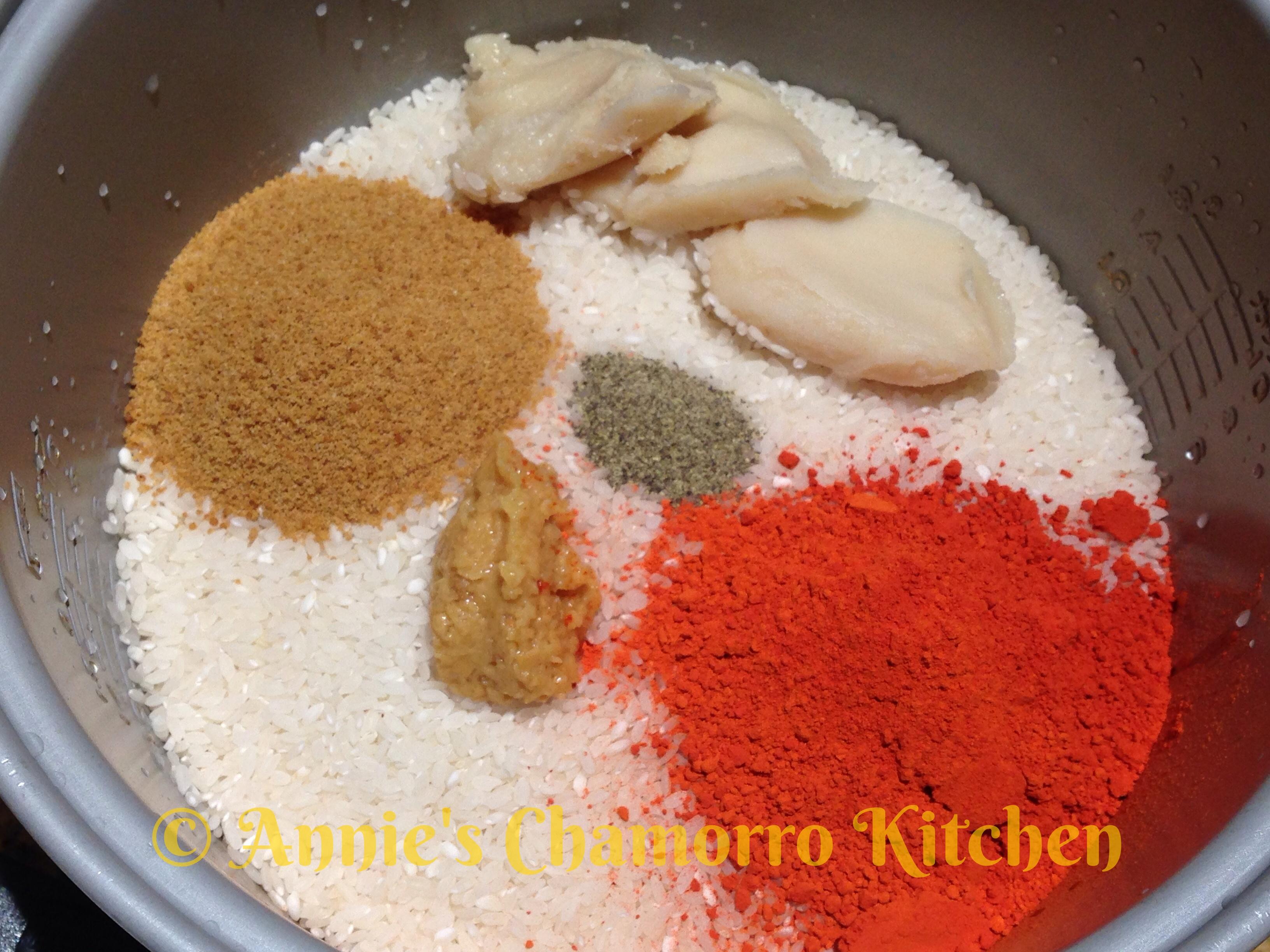 Annie S Kitchen Chamorro