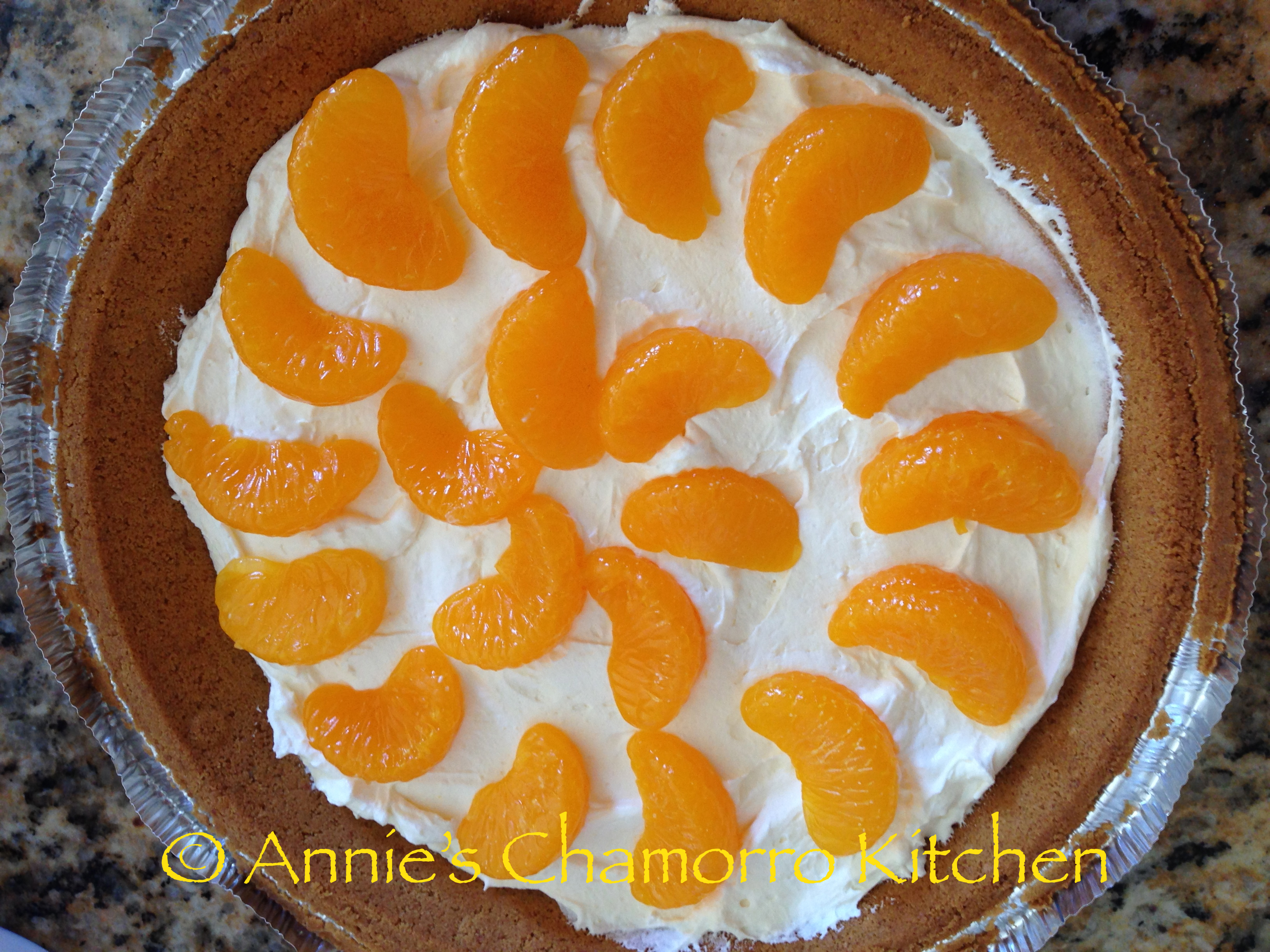 Mandarin Pie - 10