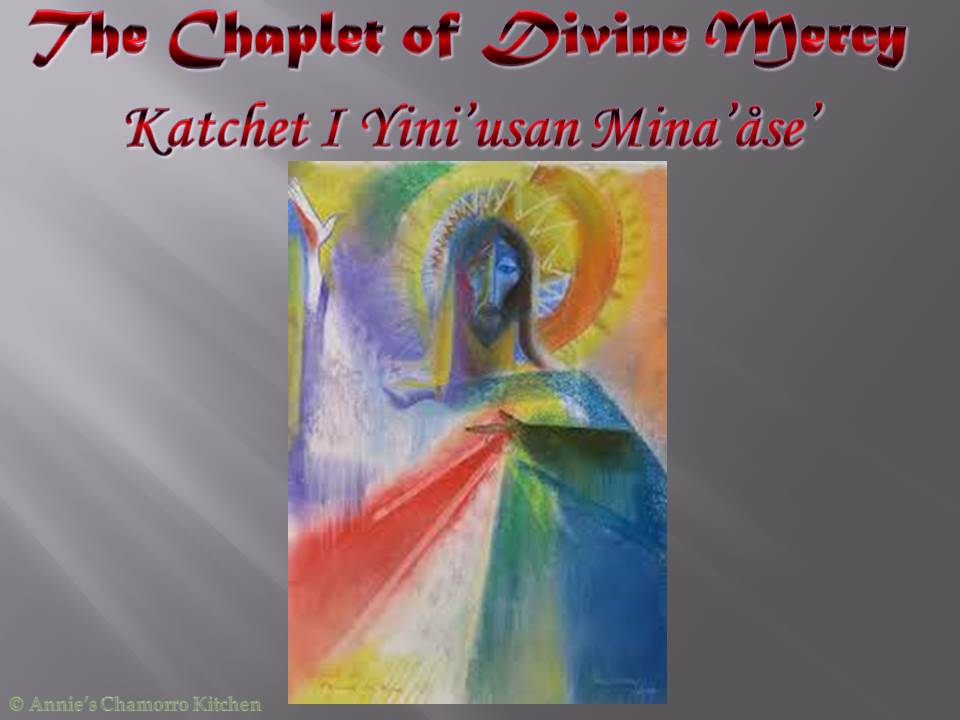 Chaplet of Divine Mercy (0)