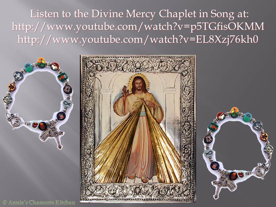 Chaplet of Divine Mercy (11)