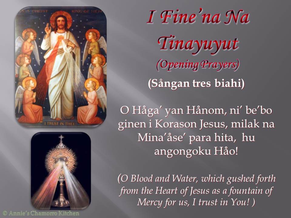 Chaplet of Divine Mercy (3)