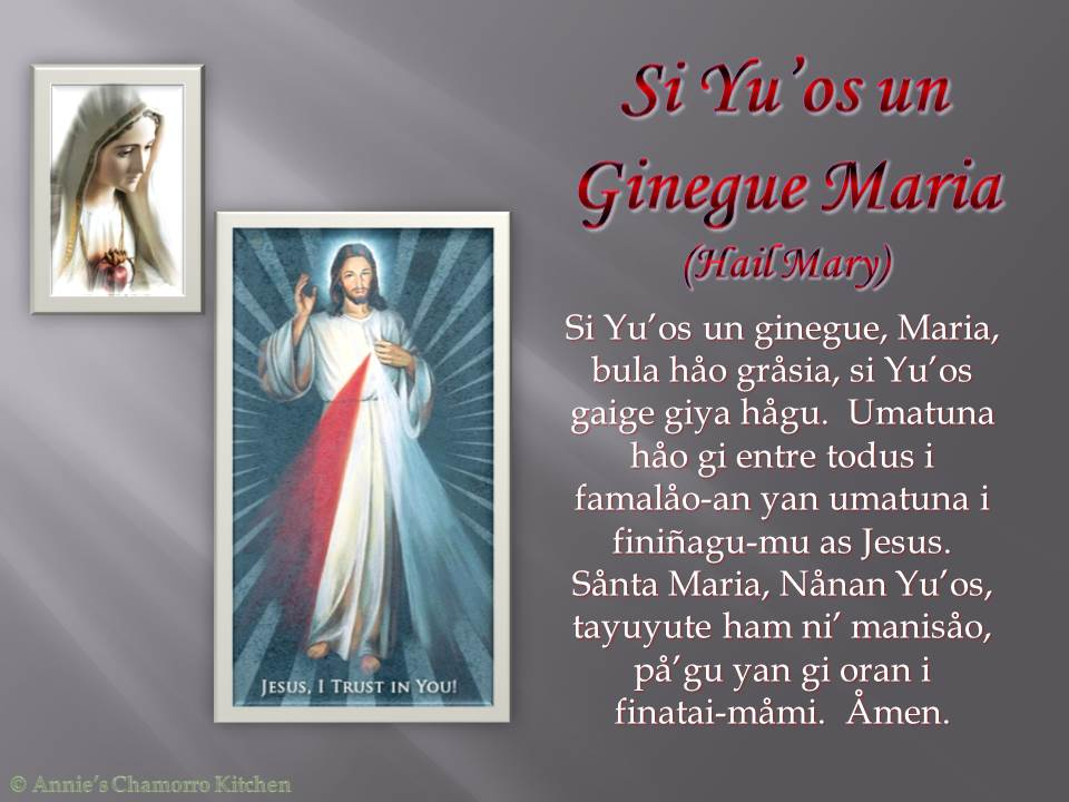 Chaplet of Divine Mercy (5)