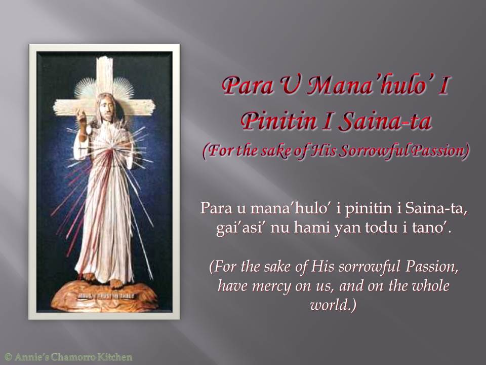Chaplet of Divine Mercy (8)