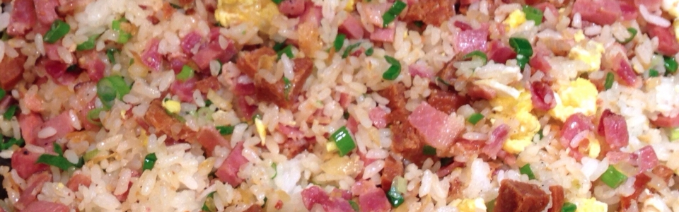 Spam Fried Rice – 510