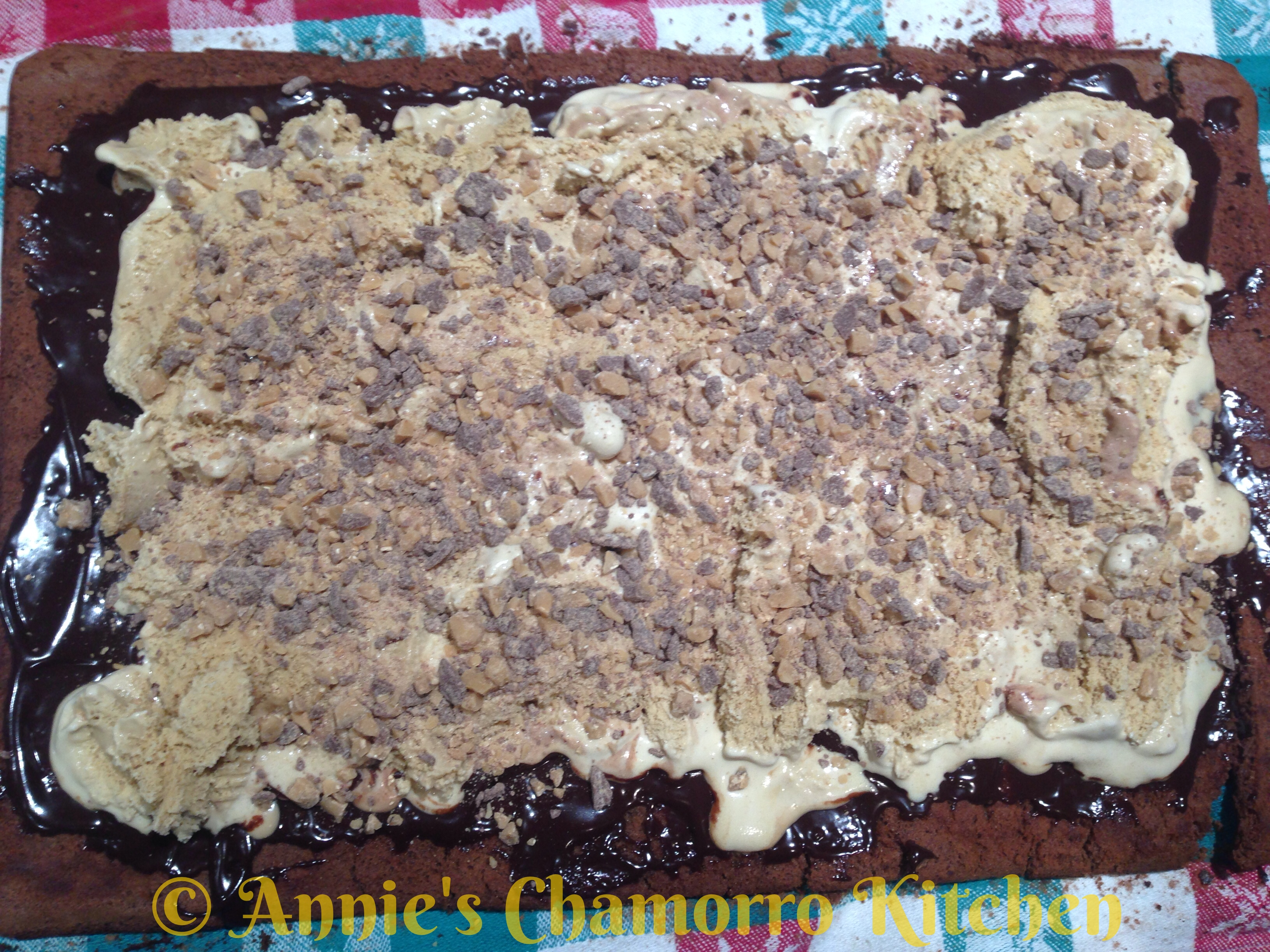 Chocolate Ice Cream Cake - 76