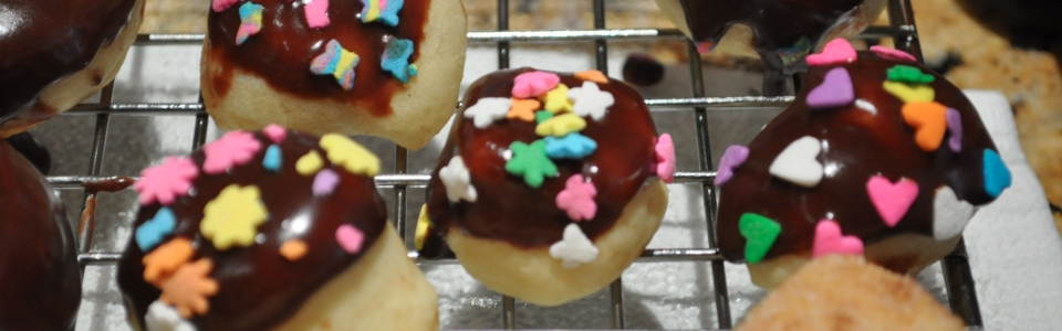 Baked Yeast Donuts – 12