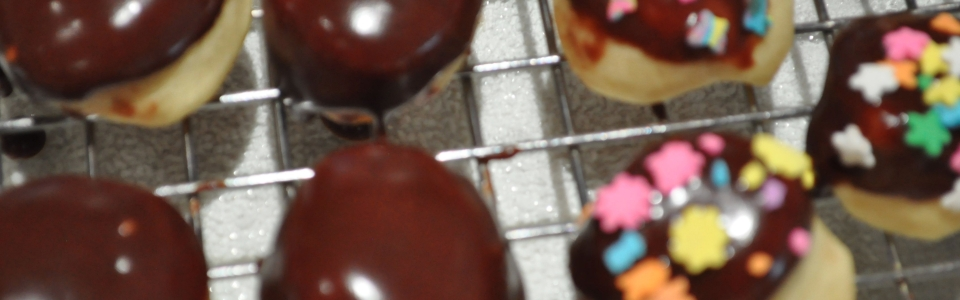 Baked Yeast Donuts – 18