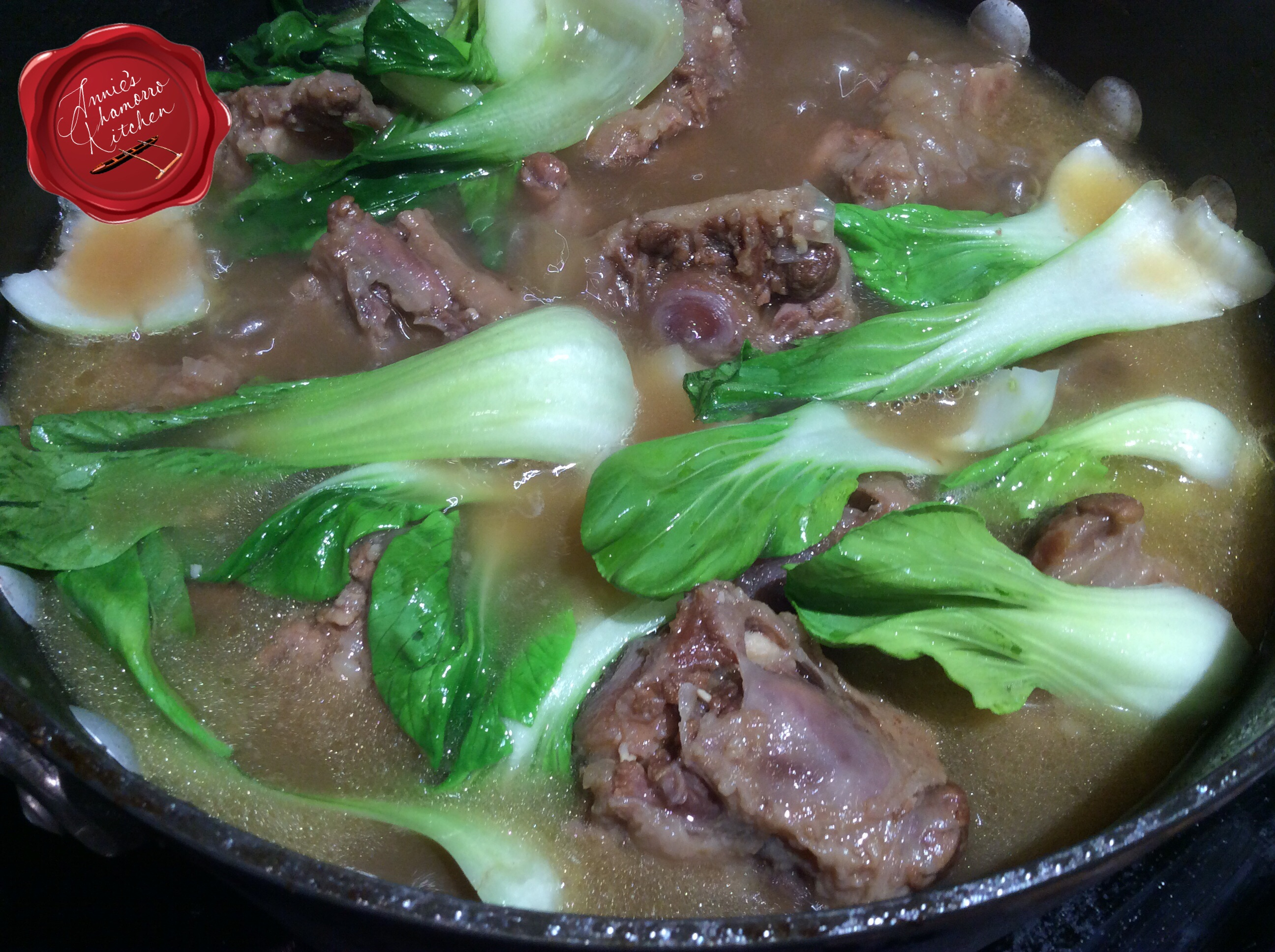 Easy Hawaiian Oxtail Soup Recipe Sante Blog
