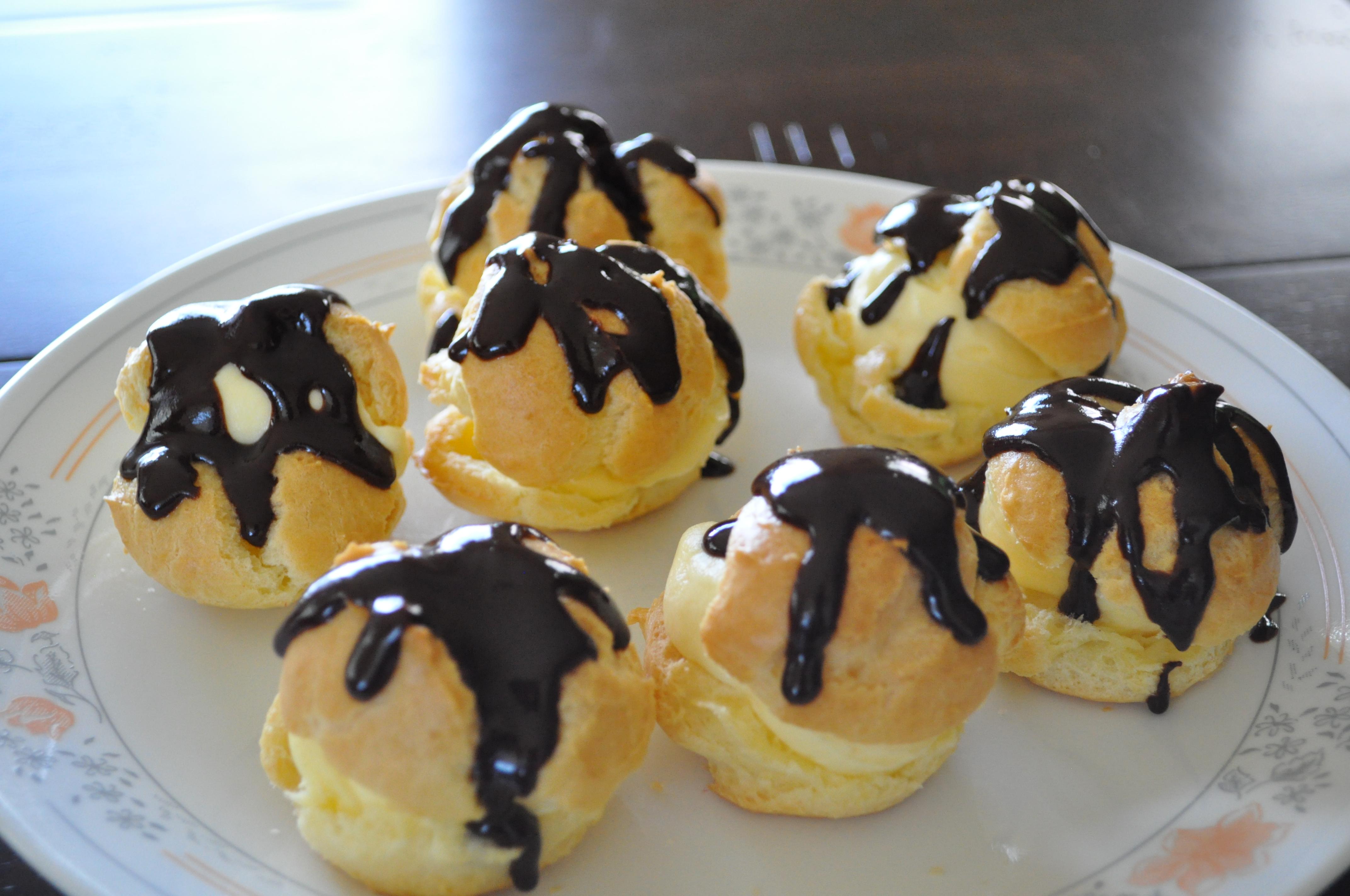 Cream Puffs - 03