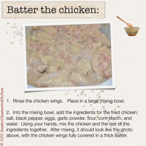 5 - Batter the Chicken