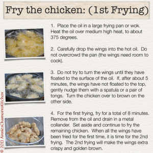 6 - First Frying