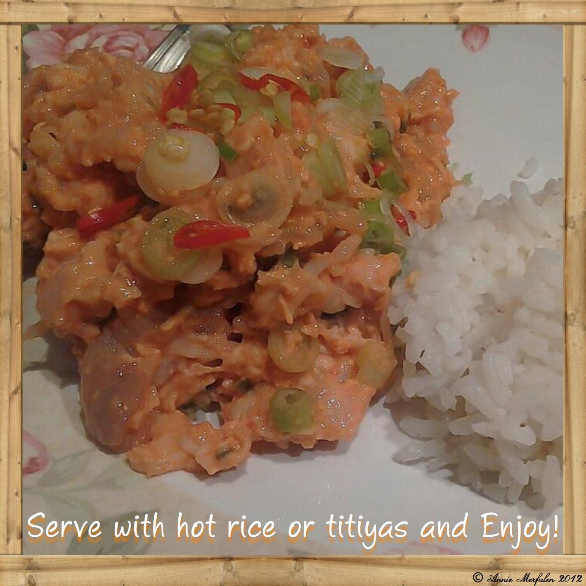 Carol's Shrimp Kelaguen 5