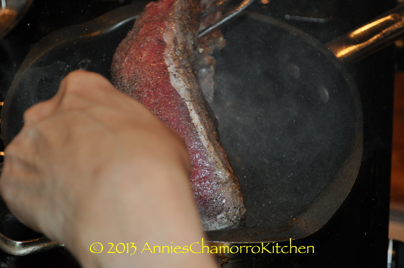 Chamorro Pot Roast - 21