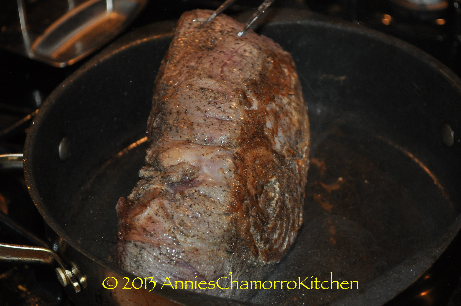 Chamorro Pot Roast - 24