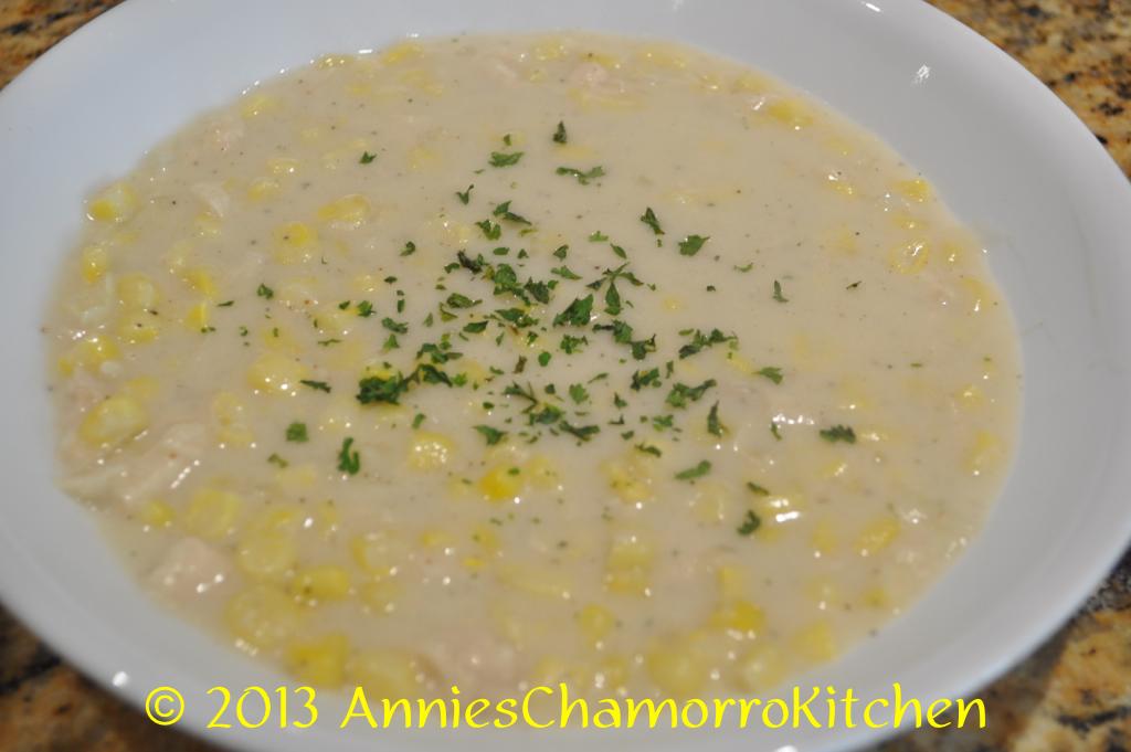 Corn Soup - 14