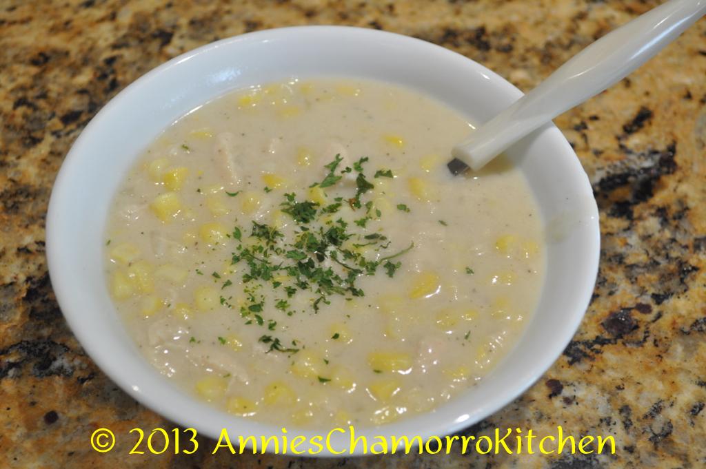 Corn Soup - 15