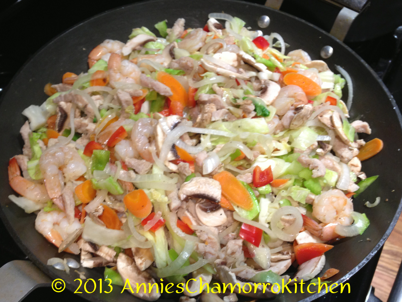how to cook special chop suey