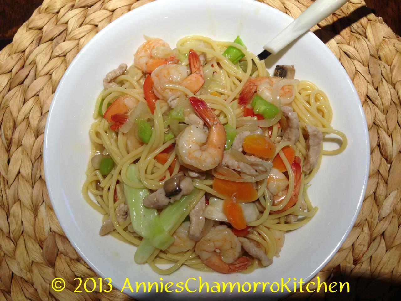 Chop Suey Kitchen Menu