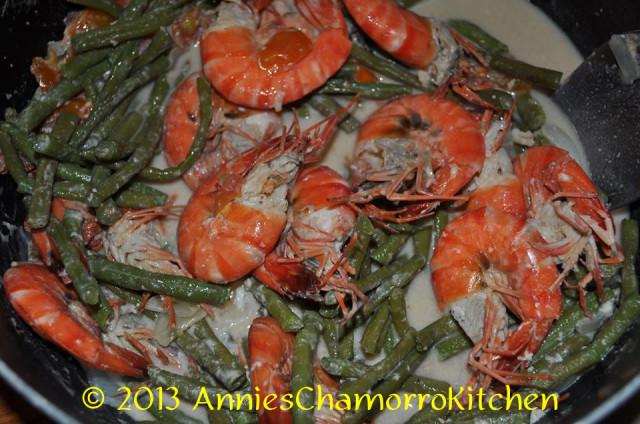 Shrimp Kadu