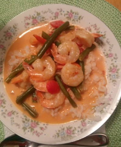 Shrimp kadu - Yvonne's